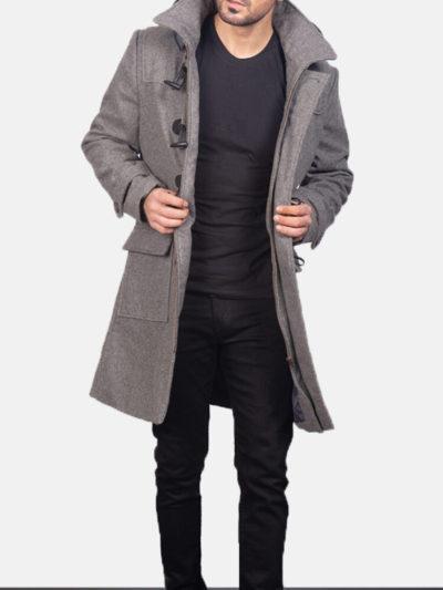 Men's Wool Duffle Coats