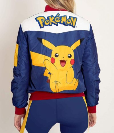 Pokémon Trainers Bomber Jacket