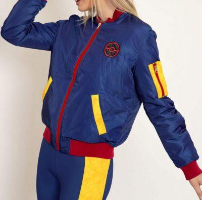 Pokémon Women Trainers Bomber Jacket