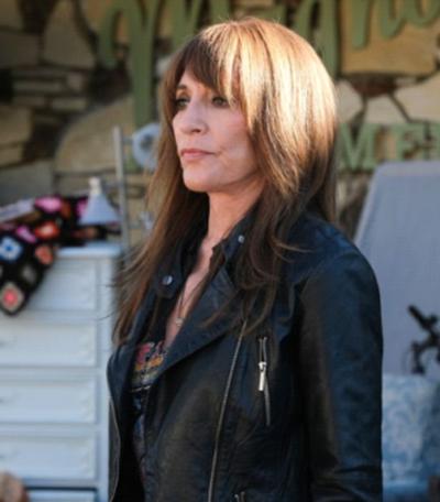 Rebel Katey Sagal Leather Jacket