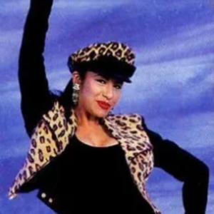 Selena Quintanilla Cheetah Print Vest
