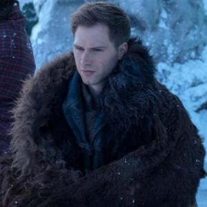 Shadow and Bone Calahan Skogman Fur Coat
