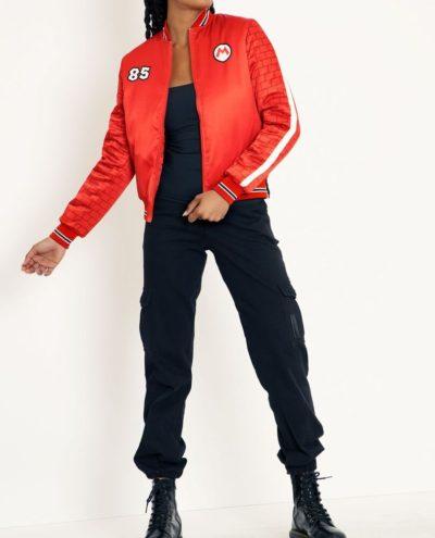 Super Mario Shiny Jacket