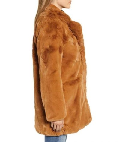 THE EQUALIZER Liza Lapira Fur Coats