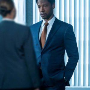 The Equalizer 2021 Detective Marcus Dante Blazer