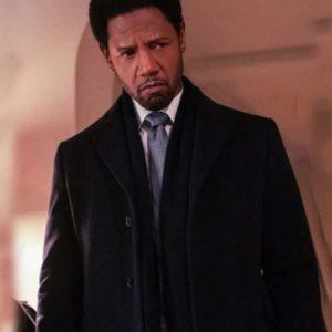 The Equalizer 2021 Detective Marcus Dante Coat