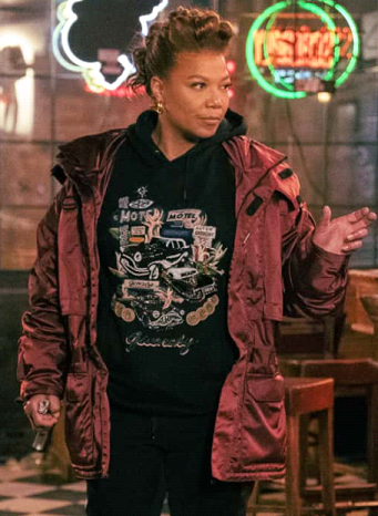 The Equalizer 2021 Queen Latifah Jacket