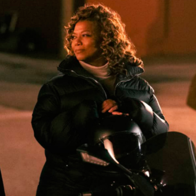 The Equalizer Queen Latifah Black Puffer Jacket