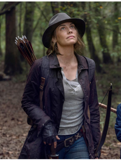 The Walking Dead Brown Coat