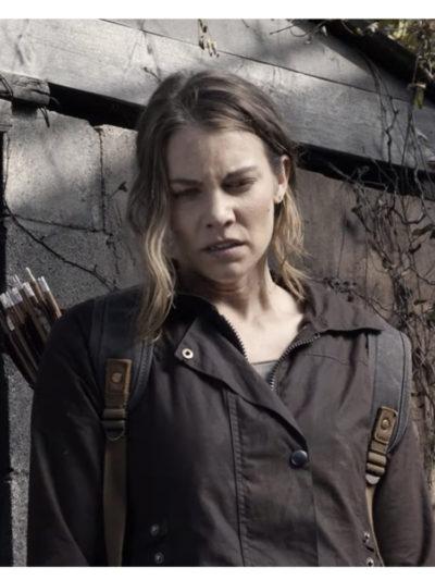 The Walking Dead Maggie Brown Coat
