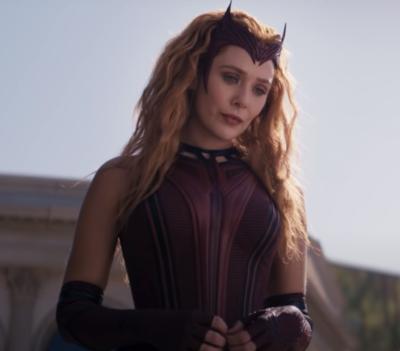 Wanda Scarlet Witch Costume
