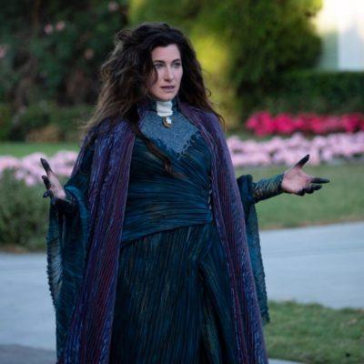 WandaVision Agatha Harkness Costume