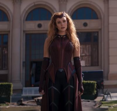 WandaVision Witch Costume