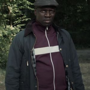 assane diop lupin part 2 omar sy jacket
