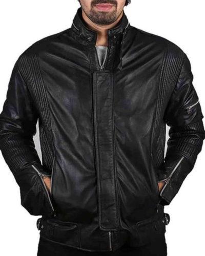 daft punk electroma leather jacket