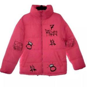 Ariana Grande 7 Rings Jacket