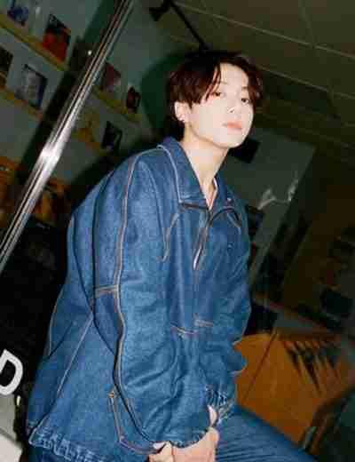 BTS Dynamite Jungkook Jacket