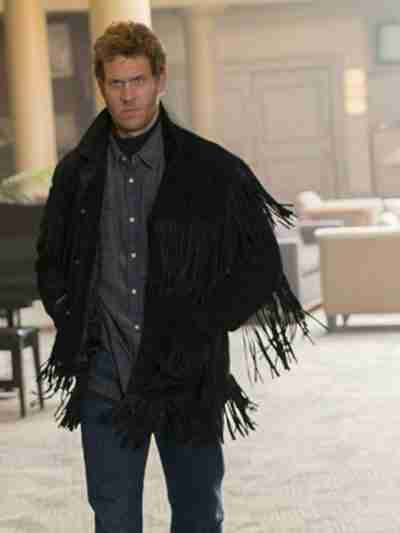 Fargo Mr. Wrench Fringe Black Jacket