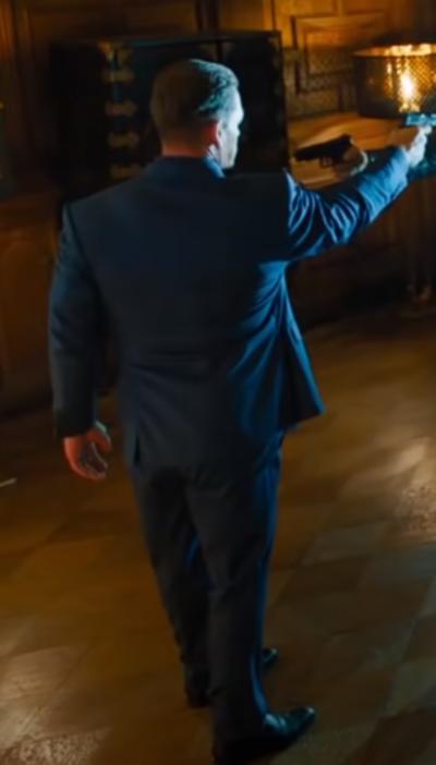Fast & Furious 9 John Cena Blue Blazer