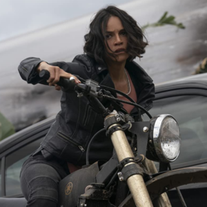 Fast & Furious 9 Letty Ortiz Black Jacket
