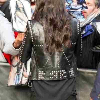 Fast & Furious 9 Letty Ortiz Studded Jacket