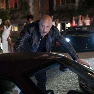 Fast & Furious 9 Vin Diesel Black Jacket