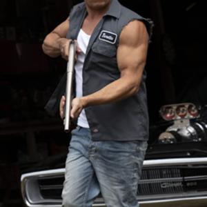 Fast & Furious Dominic Toretto Blue Vest