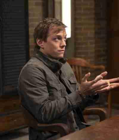 Jake Abel Supernatural Season 15 Jacket