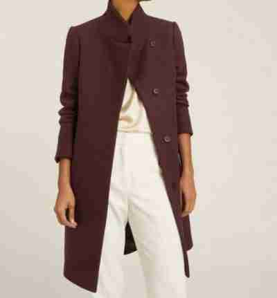 Legacies Hope Mikaelson Maroon Coat