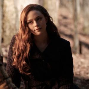 Legacies S03 Danielle Rose Russell Black Coat