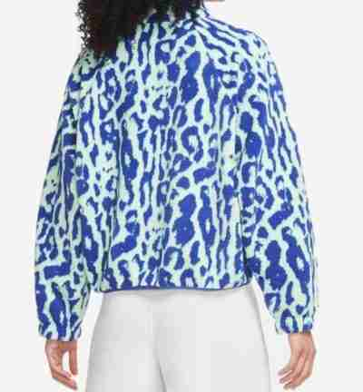 Legacies S03 Lizzie Saltzman Leopard Jacket