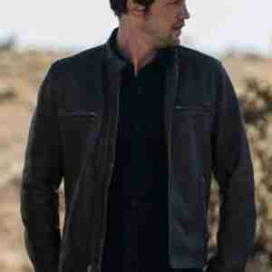 Max Evans Roswell New Mexico Black Jacket