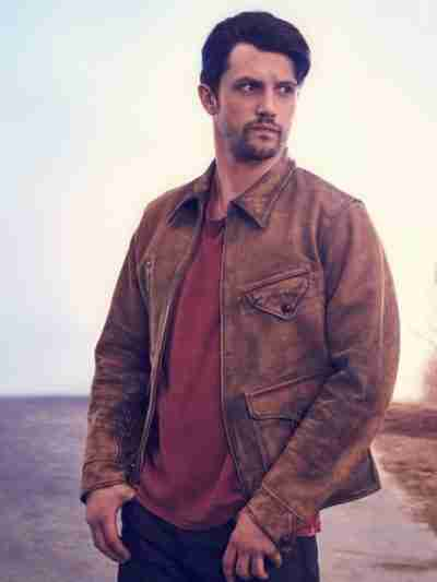 Max Evans Roswell New Mexico Brown Jacket