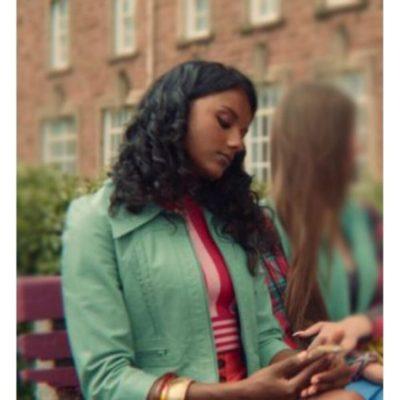 Olivia Sex Education Jacket
