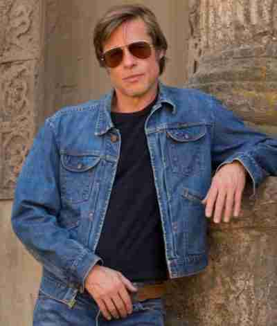 Once Upon A Time In Hollywood Cliff Denim Jacket