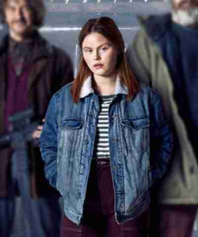 Riders of Justice Mathilde Jacket