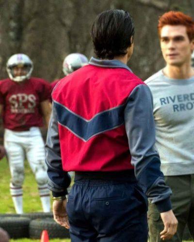 Riverdale S05 Reggie Jacket