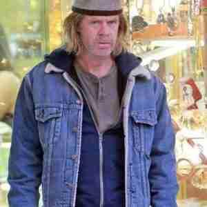 Shameless Frank Gallagher Denim Jacket
