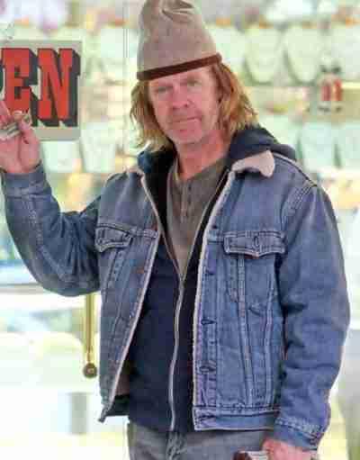 Shameless Frank Gallagher Jacket
