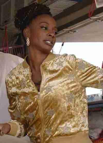 Shanola Hampton Shameless Star Jacket
