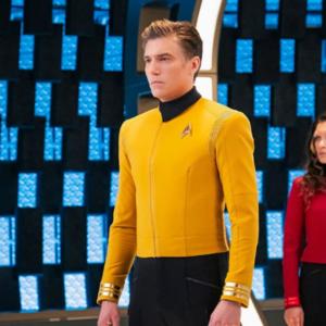 Star Trek Discovery 2 Captain Christopher Pike Jacket