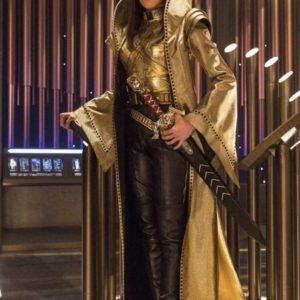 Star Trek Discovery Emperor Georgiou Coat