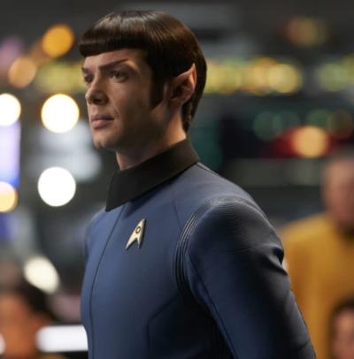 Star Trek Discovery Ethan Jacket