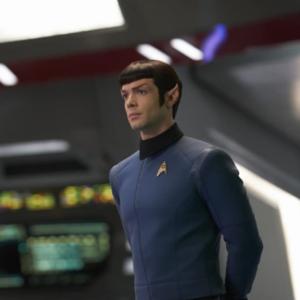 Star Trek Discovery Ethan Peck Jacket