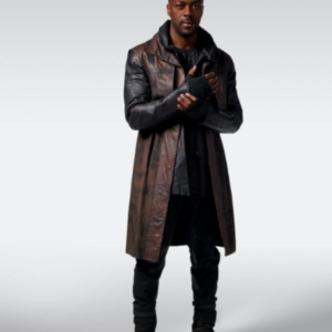 Star Trek Discovery S03 Cleveland Booker Coat