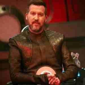 Star Trek Discovery S04 Kenneth Mitchell Jacket