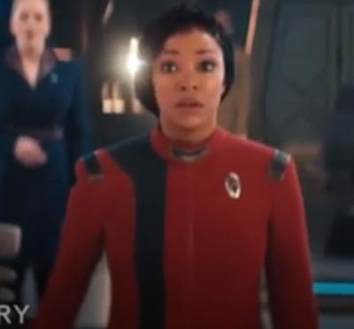 Star Trek Season 4 Sonequa Martin Coat