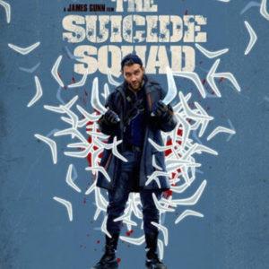 Suicide Squad 2 Boomerang Jacket