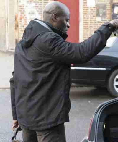 The Blacklist Dembe Zuma Jacket