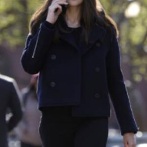 The Blacklist S08 Black Coat